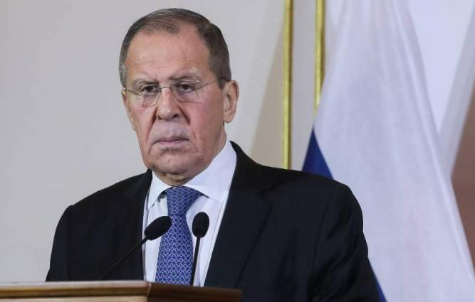 India, Russia Need to Join Forces in High-Tech Sectors of Economy - Russian Foreign Minister Sergey Lavrov