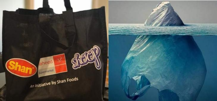 Shan Foods distributes 20,000 eco-friendly bags
