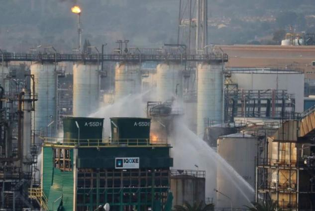 Toll rises to 2 dead after blast at Spain chemical plant