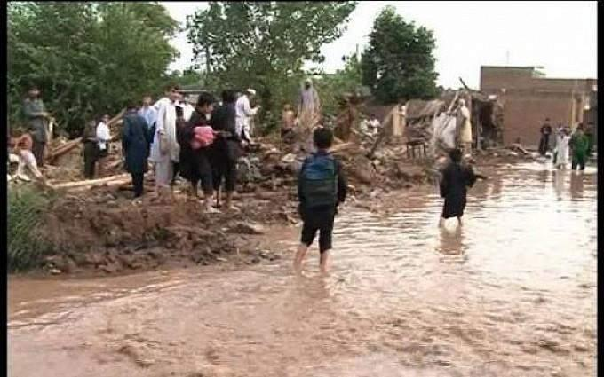 Relief items dispatched to disaster hit areas on war footing basis: NDMA