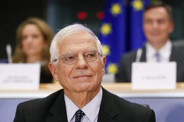 Borrell to Take Part in Berlin Conference on Libya on Behalf of EU - European Commission