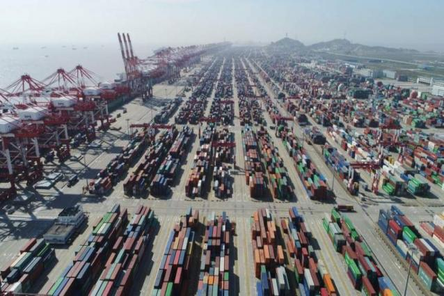 Shanghai remains world's busiest container port in 2019