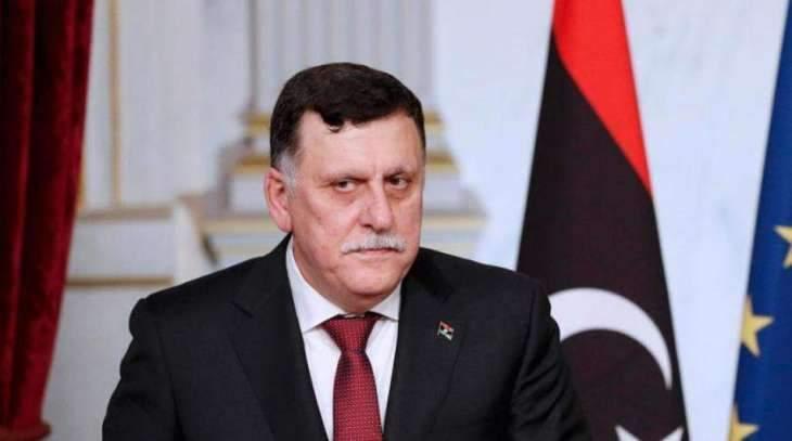 Libya's GNA Head Sarraj to Take Part in Berlin Conference - Adviser