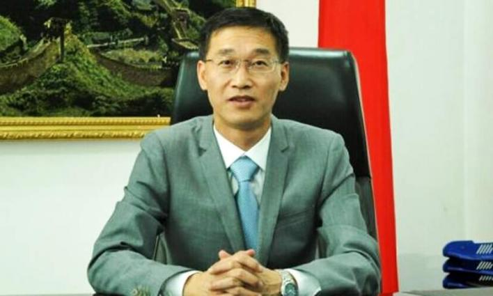 China keen to import edibles from Pakistan: Ambassador