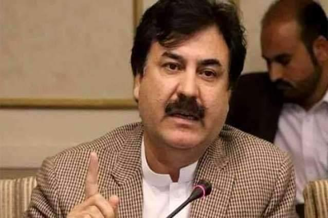 50 out of 88 schools to be completed in Shangla by June 2020: Shaukat Yousafzai