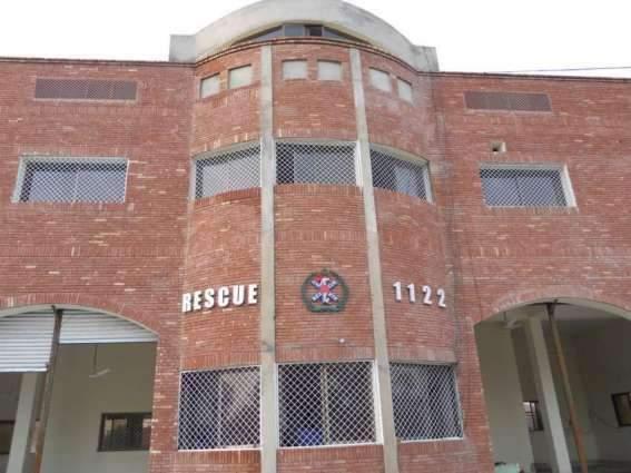 MERCs Balochistan project director visits Rescue Headquarters