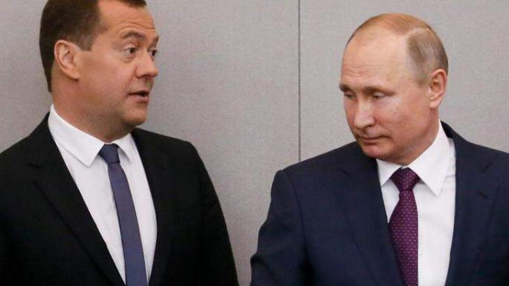 Medvedev: loyal ally exits after decades with Putin