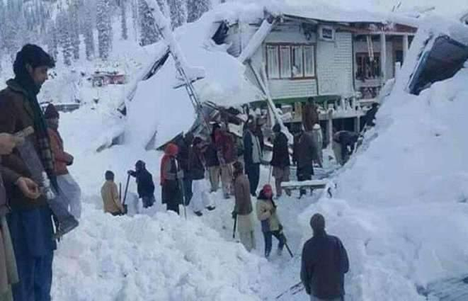 AJK government releases funds of Rs. 26.5 million for catastrophe hit areas of Neelum