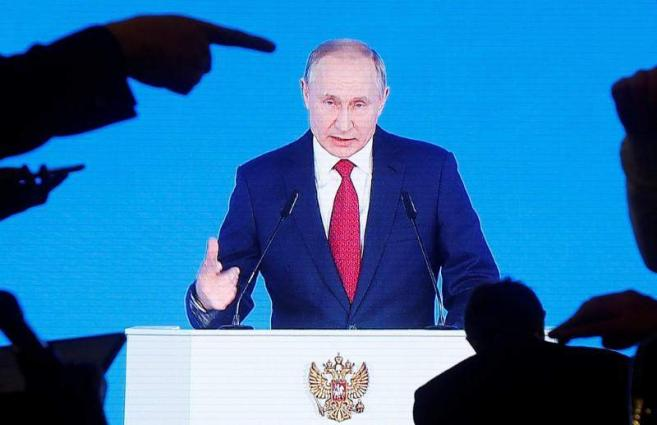 Putin Focuses on Domestic Politics in Annual Address Amid 'Social, Economic Stability'