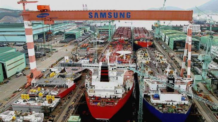 Samsung Heavy likely to receive compensation over order cancellation