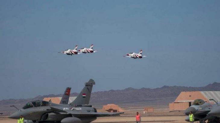 Egyptian President Abdel Fattah Sisi Inaugurates Red Sea's Largest Military Base