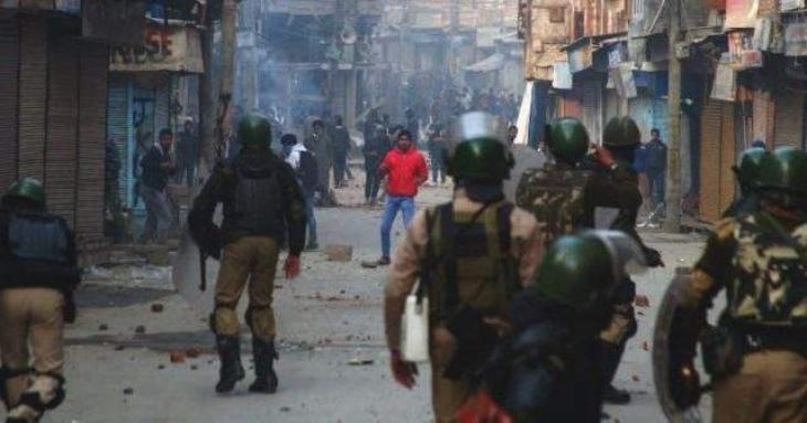 HRW denounces Modi government brutalities in Occupied Kashmir