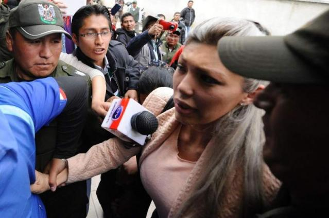 Former Bolivian Interior Minister Charged With Influence Peddling - Prosecutors