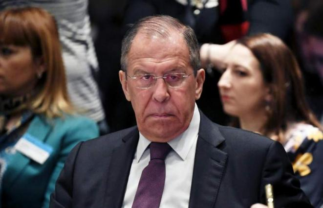 Russian Foreign Minister Sergey Lavrov Says Putin's Proposal to Prioritize Russian Constitution Over Int'l Law Not Unique