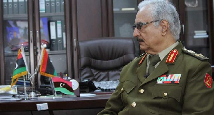LNA's Haftar Agrees to Take Part in Berlin Conference on Libyan Crisis - Reports