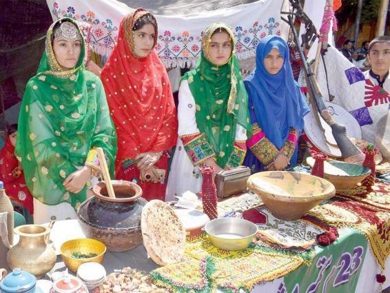 Pashto Culture show arranged at PUCAR