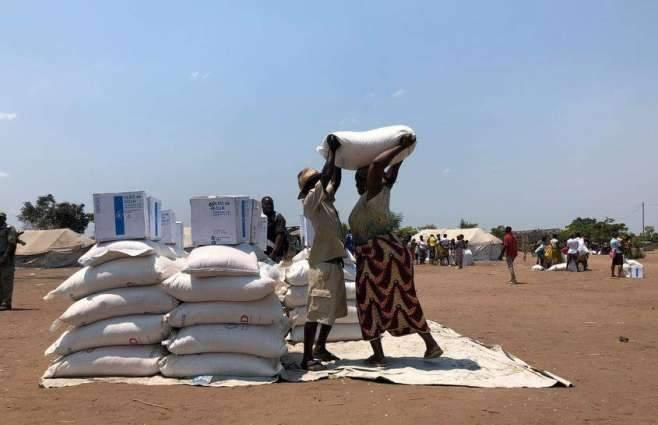 Record 45 mn people need urgent food aid in southern Africa : UN
