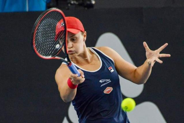 Barty advances in Adelaide after re-run of French Open