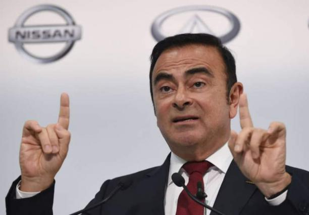 Ex-Nissan CEO Ghosn Spent Company's Funds to Cover Expenses for Private Events - Reports