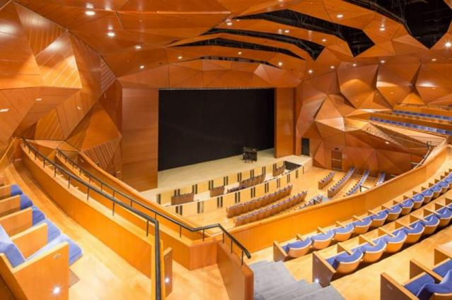 Arts Centre at NYU Abu Dhabi recognised for its contribution to local art scene