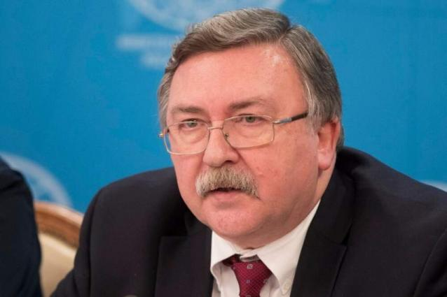 Russian, US Delegations Held Consultations on Strategic Stability in Vienna - Ulyanov