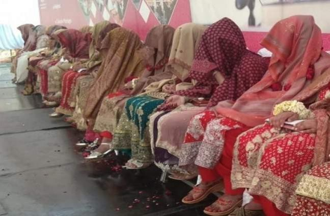 Mass wedding ceremony to be held at Governor House Lahore next month