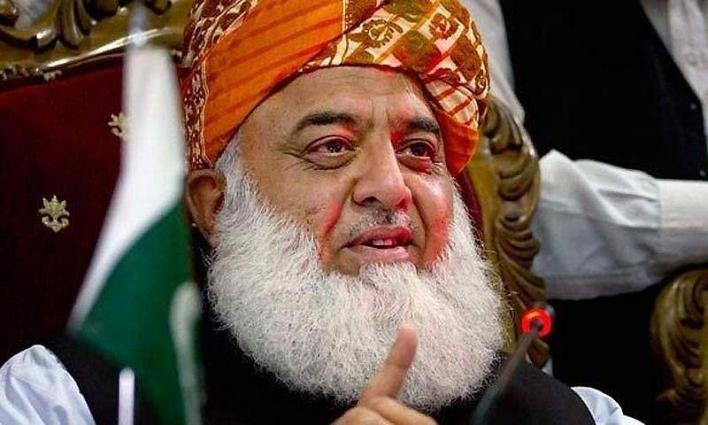 Fazl ur Rehman terms Indian atrocities a genocide against humanity