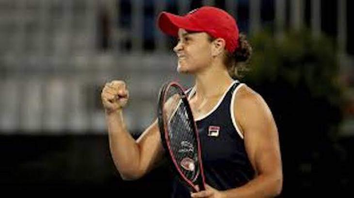 Barty fights to title victory at Adelaide International