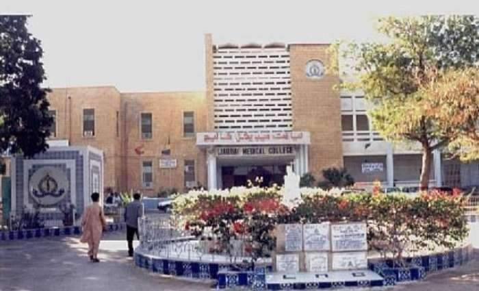 District and Sessions Judge for improving healthcare facilities at Liaquat University Hospital