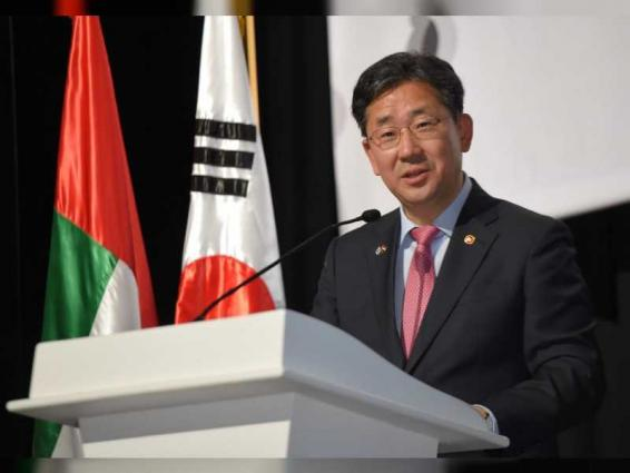 UAE-Korea Cultural Dialogue not just formulaic rhetoric, it will decisively raise cultural exchanges: Korean minister