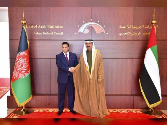 UAE a fundamental pillar of regional, international peace, security: Saqr Ghobash