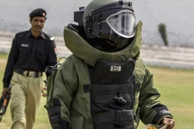 Mines recovered, defused at Khar