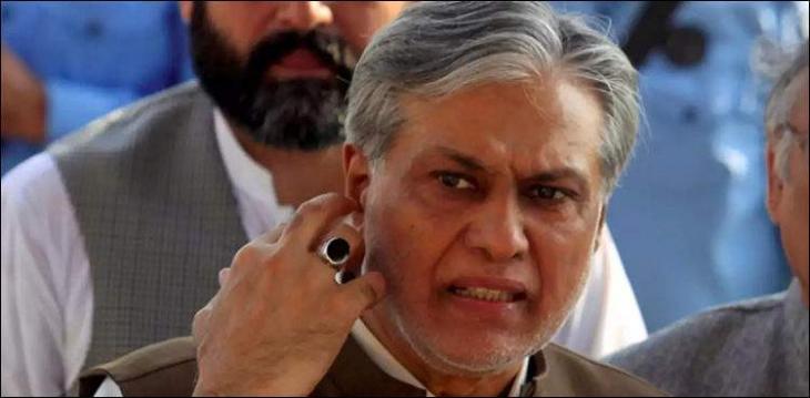 Reference against Ishaq Dar adjourned till Feb 12