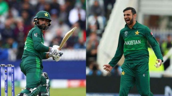 Recalled Hafeez, Shoaib to strengthen Pak batting against Bangladesh