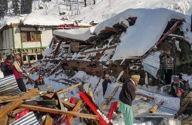 NDMA relief activities in full swing in disaster-hit areas