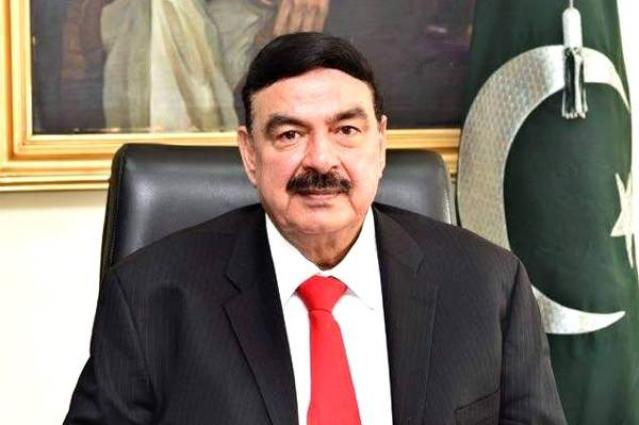 PTI govt not involved in corruption: Sh Rashid