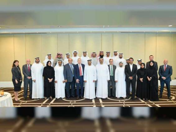 """حديد الإمارات تحتفل بتخريج 40 مواطناً من برنامجي """"قادة المستقبل"""" و""""مسار"""""""