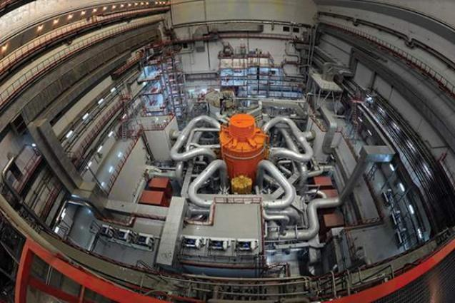 Energy Unit of Russian Beloyarsk Nuclear Plant Stats Operating on Batch-Produced MOX Fuel