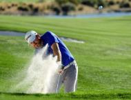 American Holmes holds halfway lead at Phoenix Open
