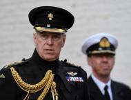 Prince Andrew defers navy promotion in wake of Epstein scandal