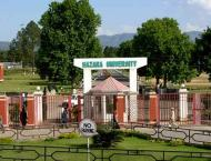 Hazara University starts admissions for spring semester 2020