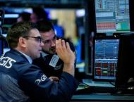 US stocks retreat from records as jobs report tops estimates