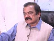 Midterm election key to prevailing situation: Rana Sana Ullah