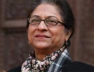 Death anniversary of Asma Jahangir observed