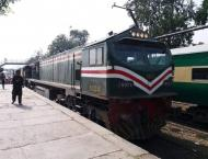 Shah Hussain Express escapes fire incident