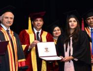 Lahore High Court Chief Justice awards medal to Government Colleg ..