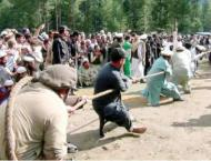 Sports Festival at scenic Kumrat valley in March: DC Dir Upper