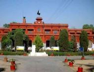 Government College University Faisalabad (GCUF) workshop in Faisa ..