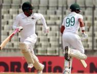 Cricket: Bangladesh vs Zimbabwe Test scoreboard