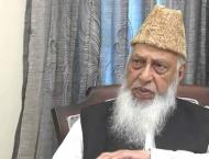 Former City Mayor of Karachi Naimatullah Khan passes away